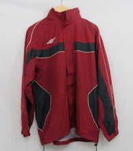 Load image into Gallery viewer, Umbro Red and Blue Retro Tracksuit Jacket 80s/90s