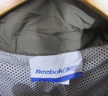 Load image into Gallery viewer, Reebok Khaki Green Retro Tracksuit Jacket 80s/90s