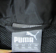 Load image into Gallery viewer, Retro Puma Black Jacket 80s-90s