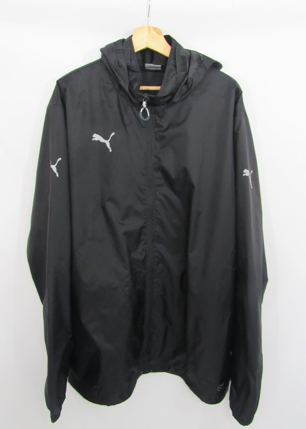 Retro Puma Black Jacket 80s-90s