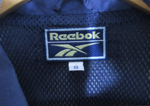 Load image into Gallery viewer, Retro Reebok Blue Jacket 80s-90s