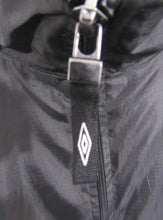 Load image into Gallery viewer, Retro Umbro Jacket Black 80s-90s