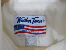 Load image into Gallery viewer, Retro Jacket Weather Tamer white 80s-90s