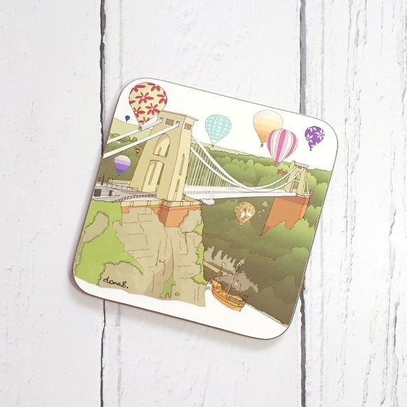 Coaster - Gorgeous Bristol by dona B drawings