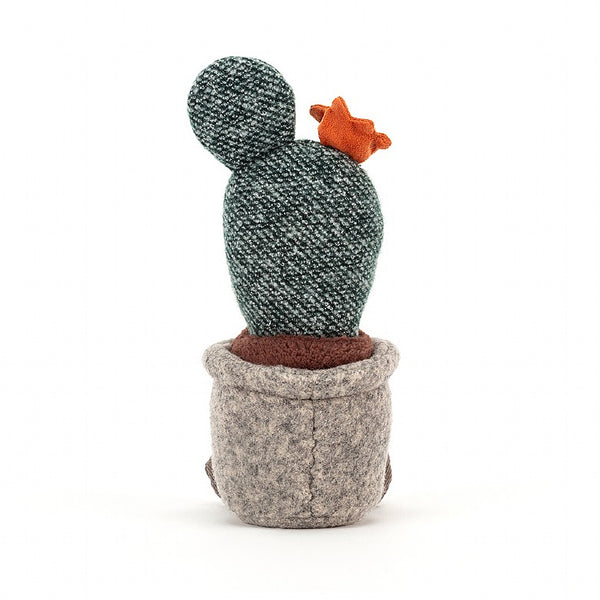 Silly Succulent Prickly Pear Cactus