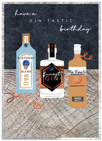 have a GIN - TASTIC birthday