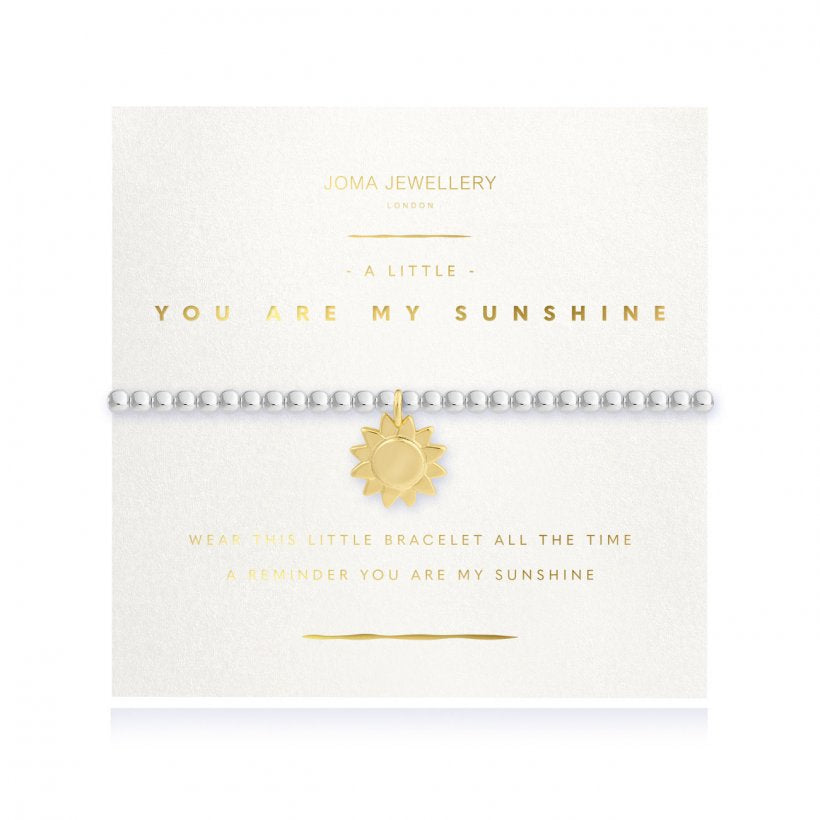 *NEW*  A little  YOU ARE MY SUNSHINE