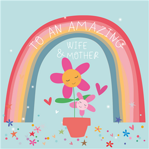 To an amazing Wife & Mother