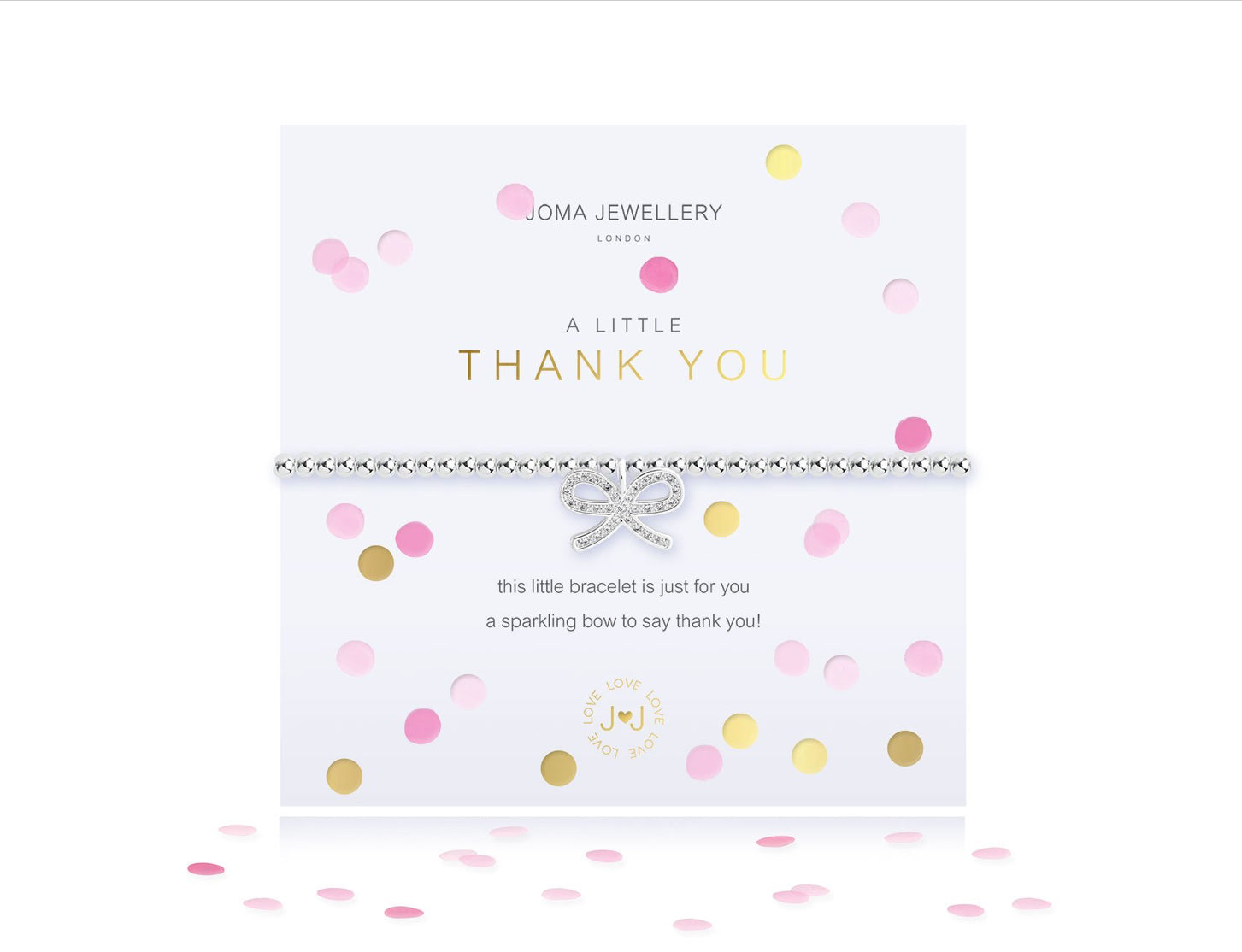 *NEW*   CONFETTI A Little THANK YOU