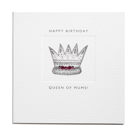 Happy Birthday Queen of Mum's !