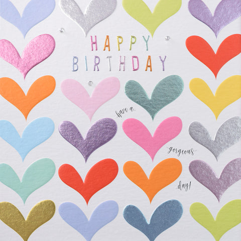 Happy Birthday ......have a gorgeous day!
