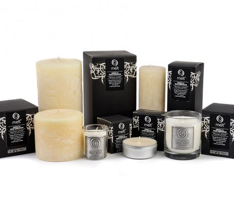 Neroli & Rose Geranium Scented Candles