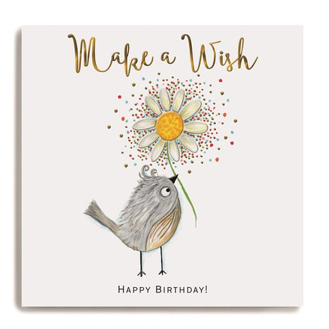 Make a Wish - Happy Birthday
