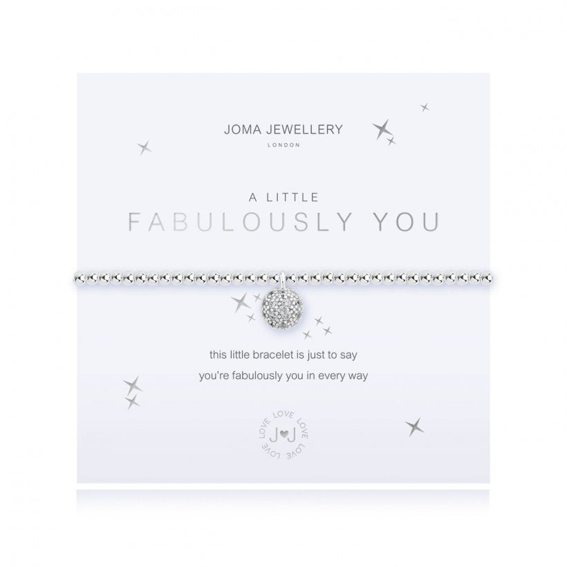 *NEW* A little FABULOUSLY YOU