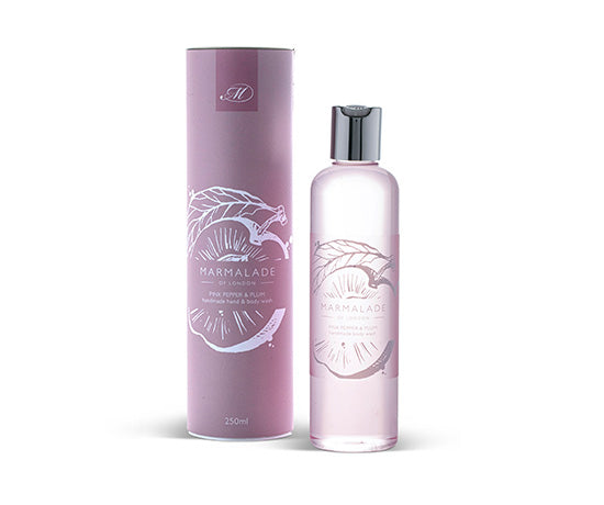 Pink Pepper & Plum Hand & Body Wash