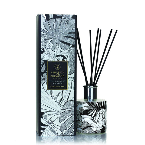 Botanical Retreat Volcanic Clay & Amber Reed Diffuser 300ml