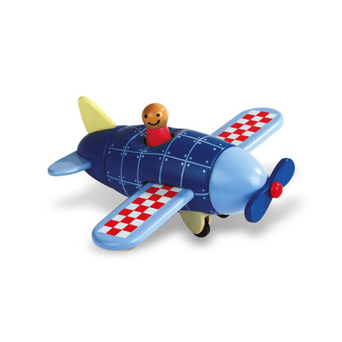Magnetic Airplane (wood)