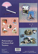 Pergamano Pattern Booklet M16 Memories on Parchment