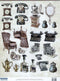 Pre Cut Sheets - Telephone, Chair, Camera
