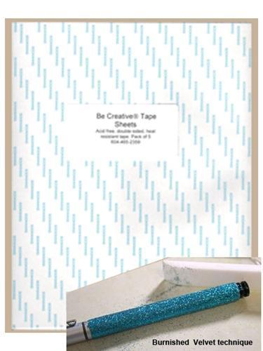 Be Creative Sheets - 5 to a package