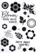 Creative Expressions - Dotty About You  Clear Stamp Set