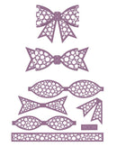 Sue Wilson Dies - Finishing Touches Collection - Dotty 3D Bow