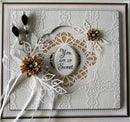 Finishing Touches Collection Whimsical Leaves Die