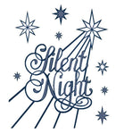 Sue Wilson Dies - Festive Collection - Silent Night