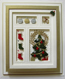 Festive Collection Christmas Shadow Box