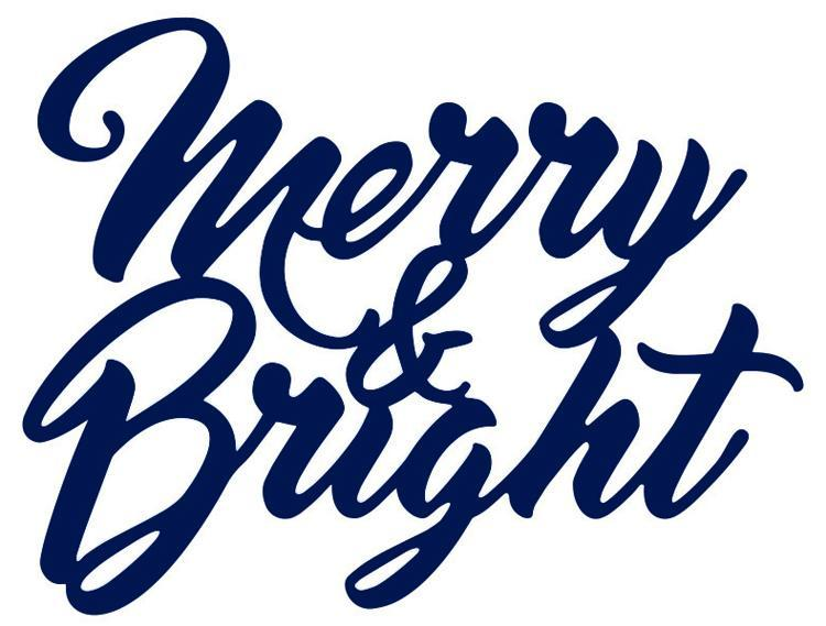 Festive Collection Merry & Bright