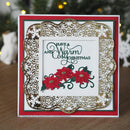 Dies by Sue Wilson Festive Endless Options Jewelled Background