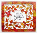 Dies by Sue Wilson Frames and Tags Collection Leafy Frame