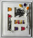Shadow Boxes Collection Birthday