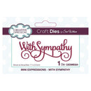 Creative Expressions Mini Expressions With Sympathy