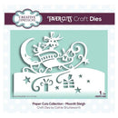 Creative Expressions Paper Cuts Collection - Moonlit Sleigh