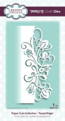 Creative Expressions Paper Cuts Teasel Edger Craft Die