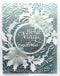 Winter Wreath 5 3/4 x 7 1/2 3D Embossing Folder