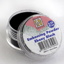 Nellie's Choice Embossing Powder Ebony Black