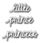 Frantic Stamper Precision Die - Little Prince Princess