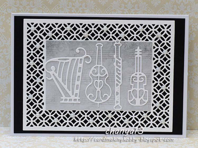 Frantic Stamper Precision Die - Quartet Musical Instruments