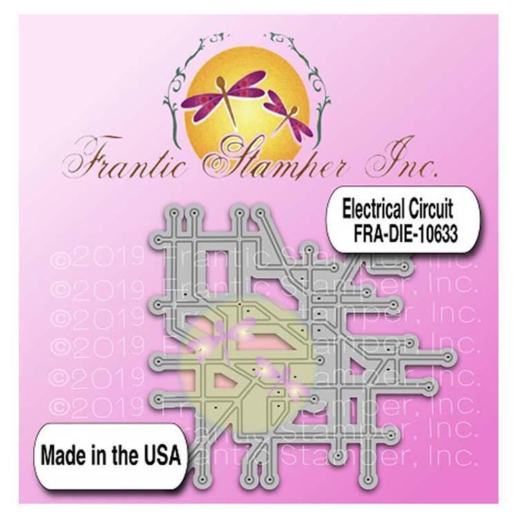 Frantic Stamper Precision Die - Electrical Circuit