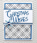 Frantic Stamper Precision Die - Christmas Wishes