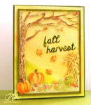 Frantic Stamper Precision Die - Fall Harvest Panel