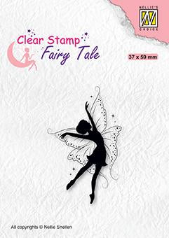 Clear Stamp Fairy Tale - 19 Dancing Elf