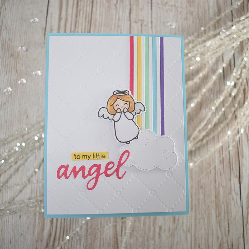 My Little Angel Stamps
