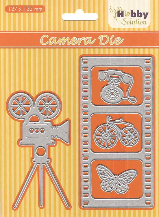 Nellie's Choice - Hobby Solution Die Camera / Filmstrip