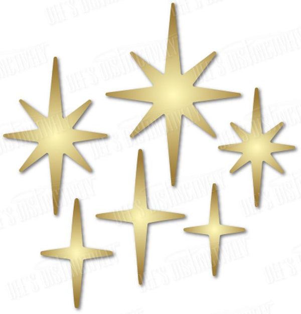Dee's Distinctively Dies NORTH STAR SET