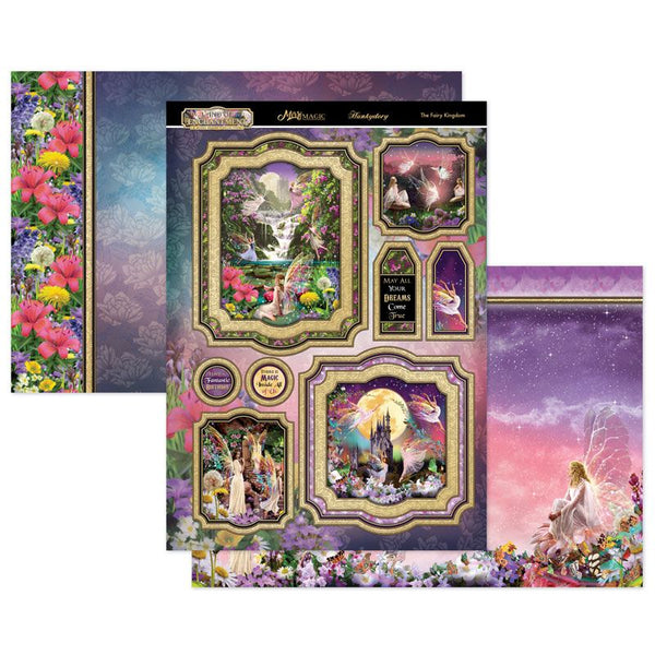 The Fairy Kingdom Mirri Magic Topper Set