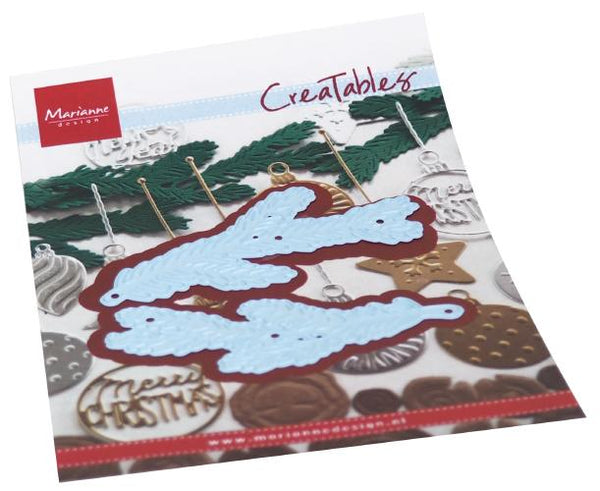 Creatables Pine Branch Die Set