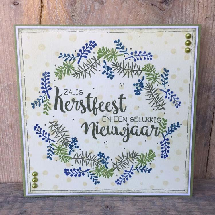 Nellie's Choice - Clear Stamp Berries
